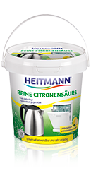 heitmann reine citronens ure fl ssig 500ml heitmann. Black Bedroom Furniture Sets. Home Design Ideas